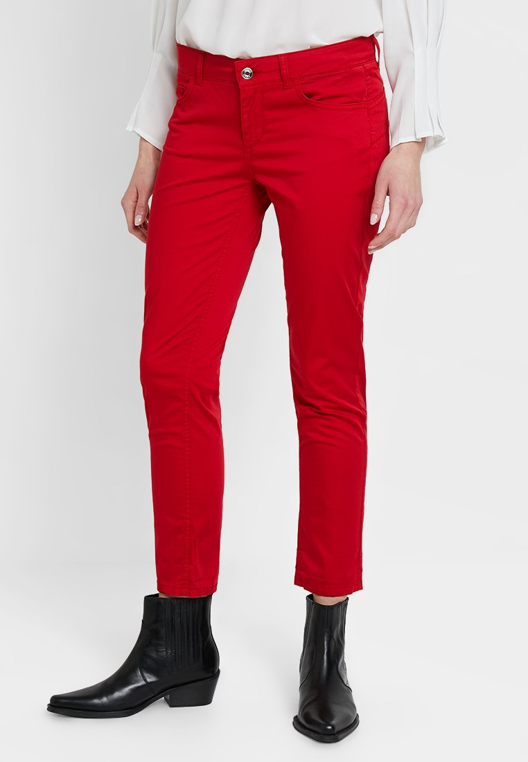 Liu Jo Jeans - MONROE - Pantaloni - feel rouge