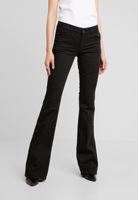 Liu Jo Jeans - UP BEAT - Pantalones - nero - 0