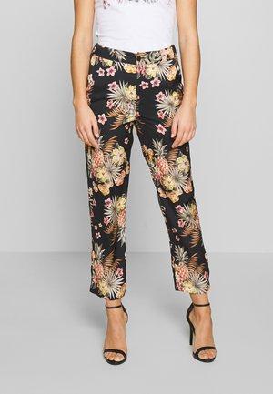 OGOOUE - Pantalones - nuit