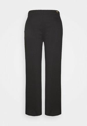 PANT LYPOVA - Pantalones - nero