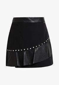 Liu Jo Jeans - GONNA FLOUNCE - A-line skirt - nero - 3