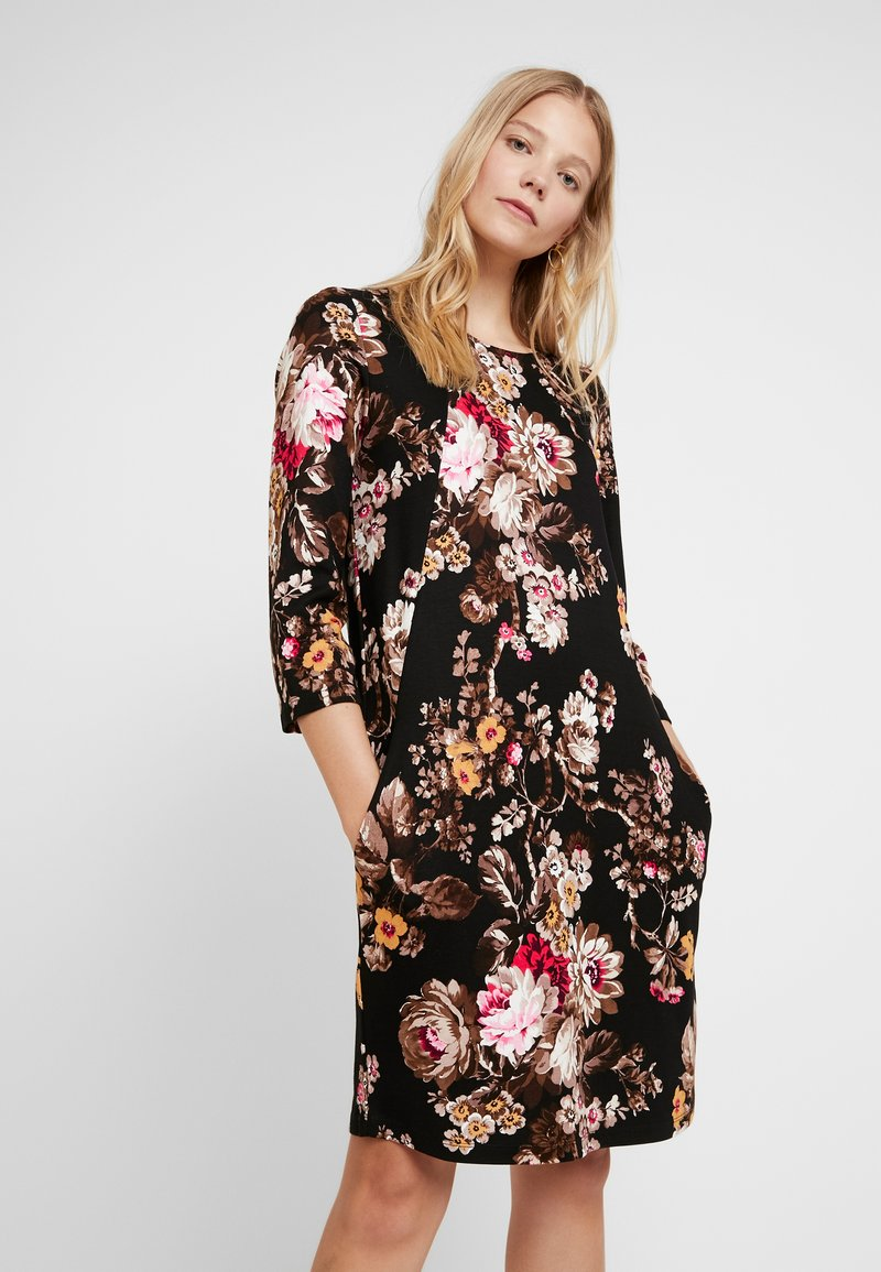 Liu Jo Jeans - ABITO - Sukienka z dżerseju - black