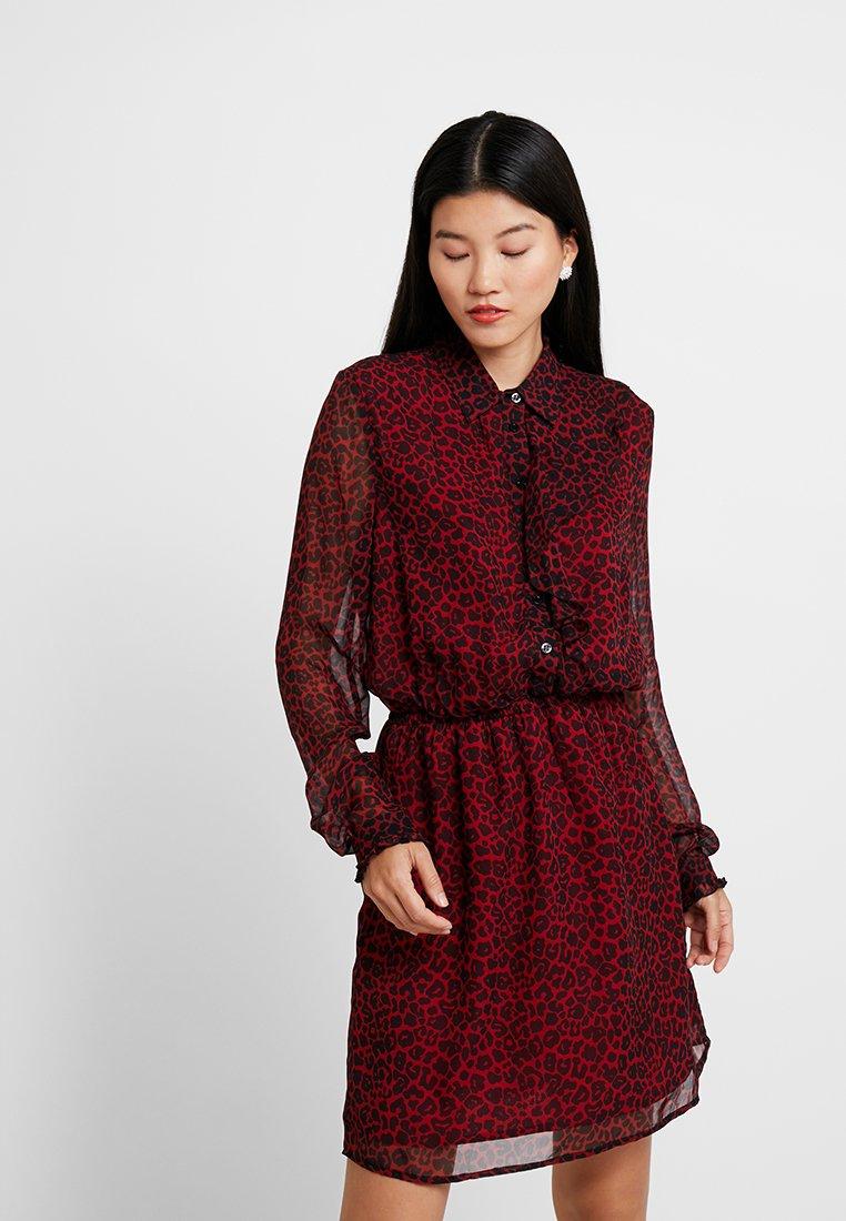 Liu Jo Jeans - ABITO - Blusenkleid - beauty red