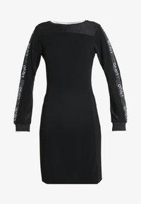 Liu Jo Jeans - ABITO FELPA - Jerseyklänning - nero - 4