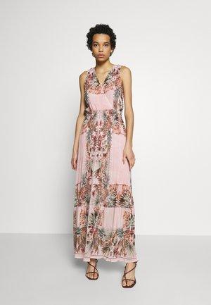 ABITO TENEMIT - Długa sukienka - loto
