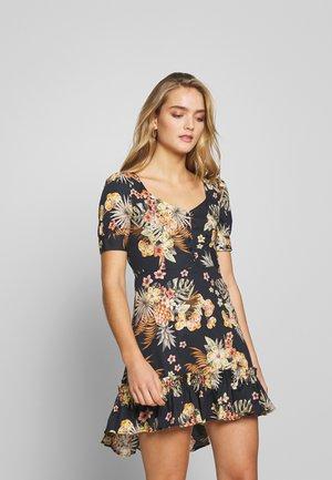 ABITO MAASAI - Shirt dress - nuit