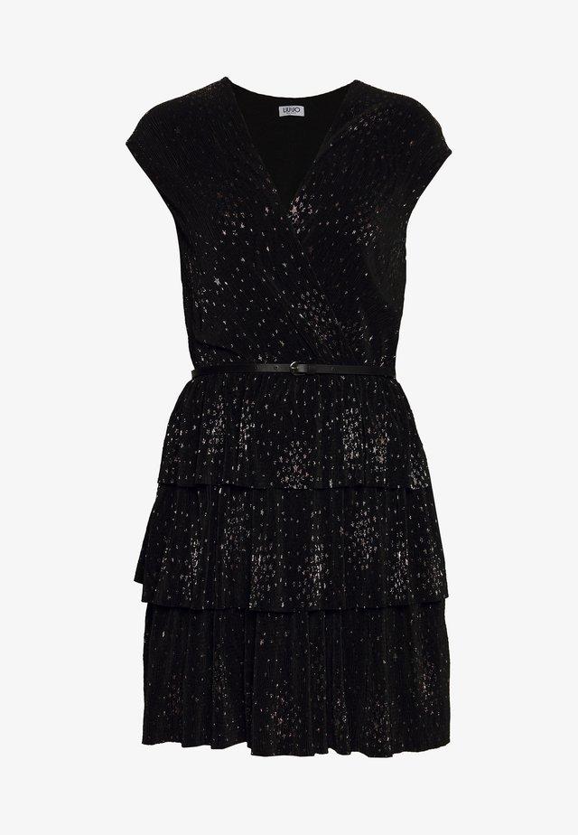 ABITO CORTO - Day dress - nero