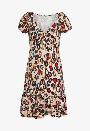 ABITO - Sukienka z dżerseju - multicolor