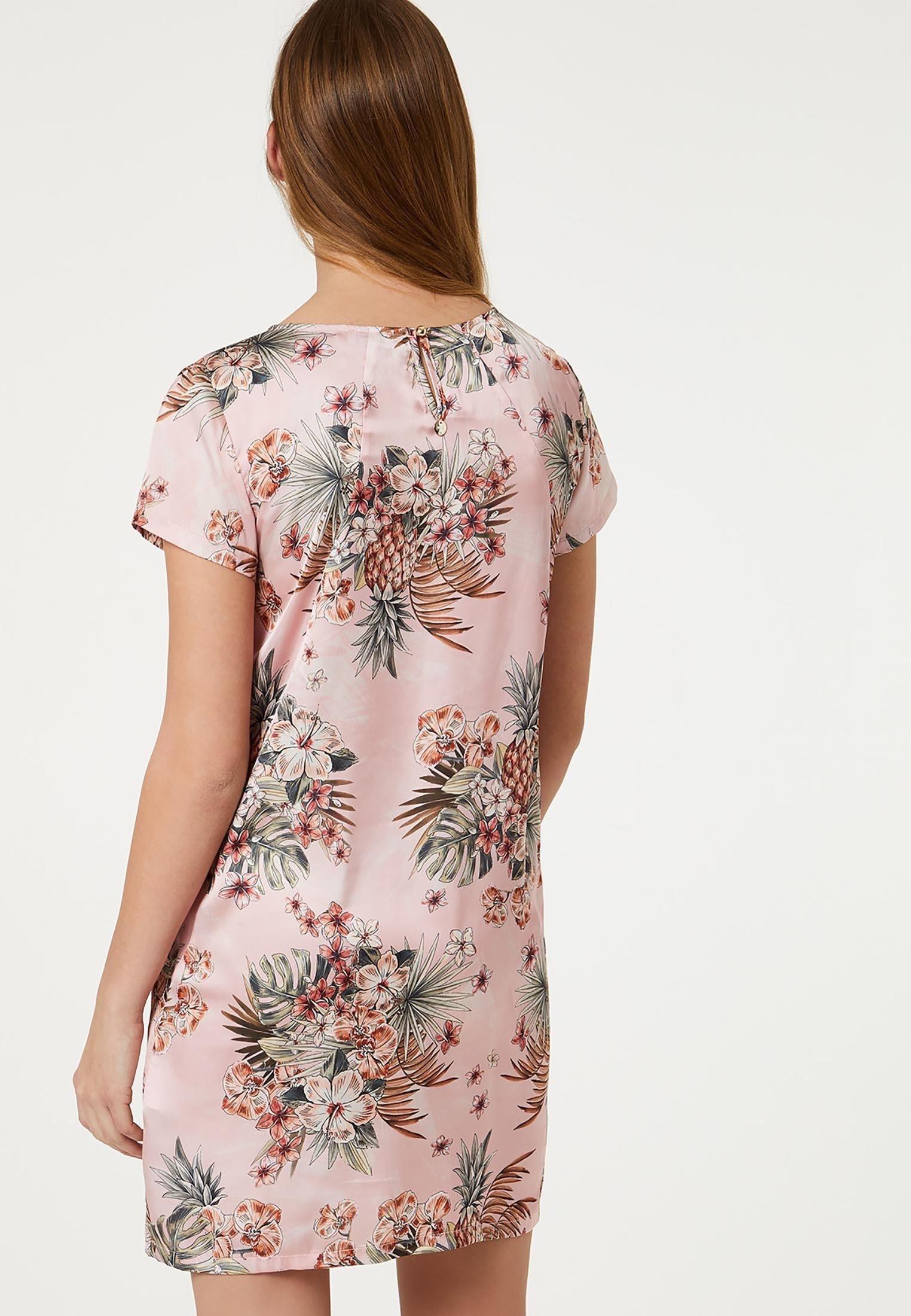 Sukienka letnia pink