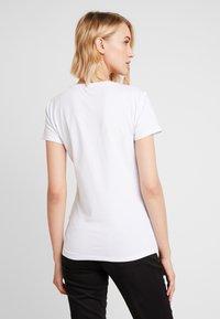 Liu Jo Jeans - MODA - T-shirt con stampa - white - 2
