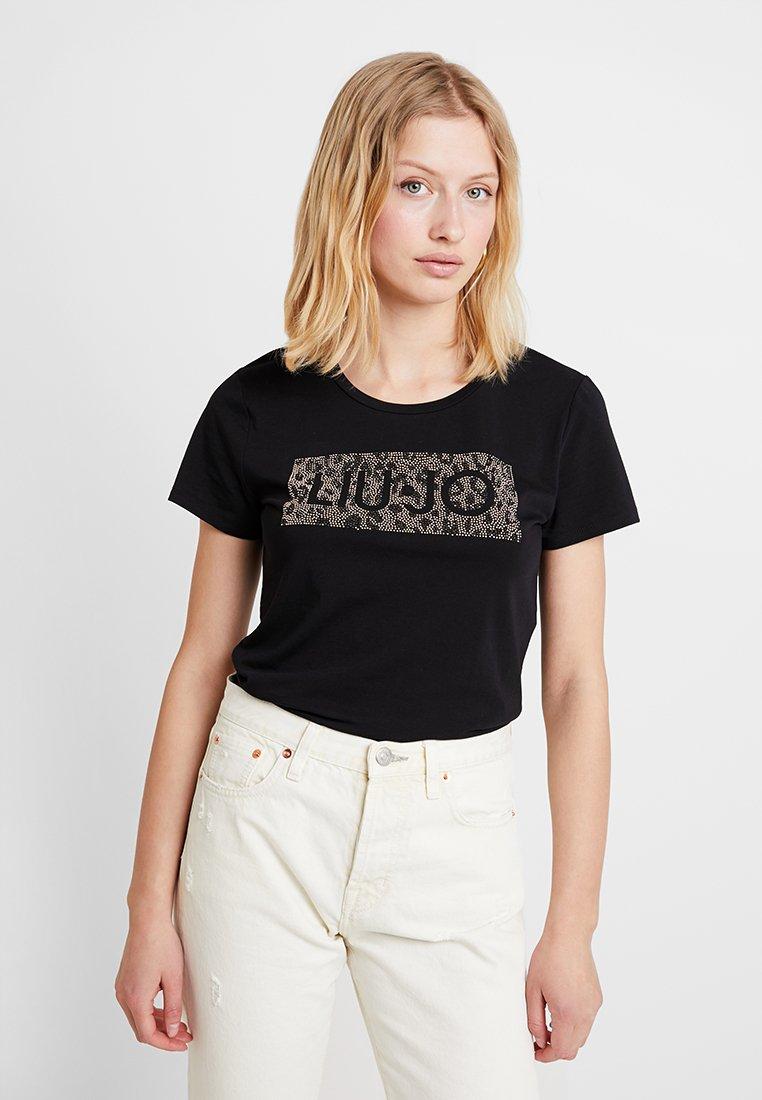 Liu Jo Jeans - Print T-shirt - nero