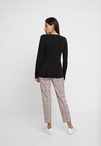 Liu Jo Jeans - BASICA - T-shirt à manches longues - nero - 2
