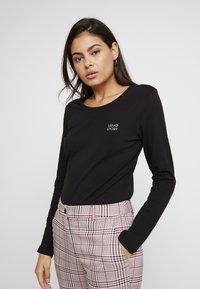 Liu Jo Jeans - BASICA - T-shirt à manches longues - nero - 0