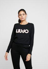 Liu Jo Jeans - T-shirt à manches longues - nero - 0