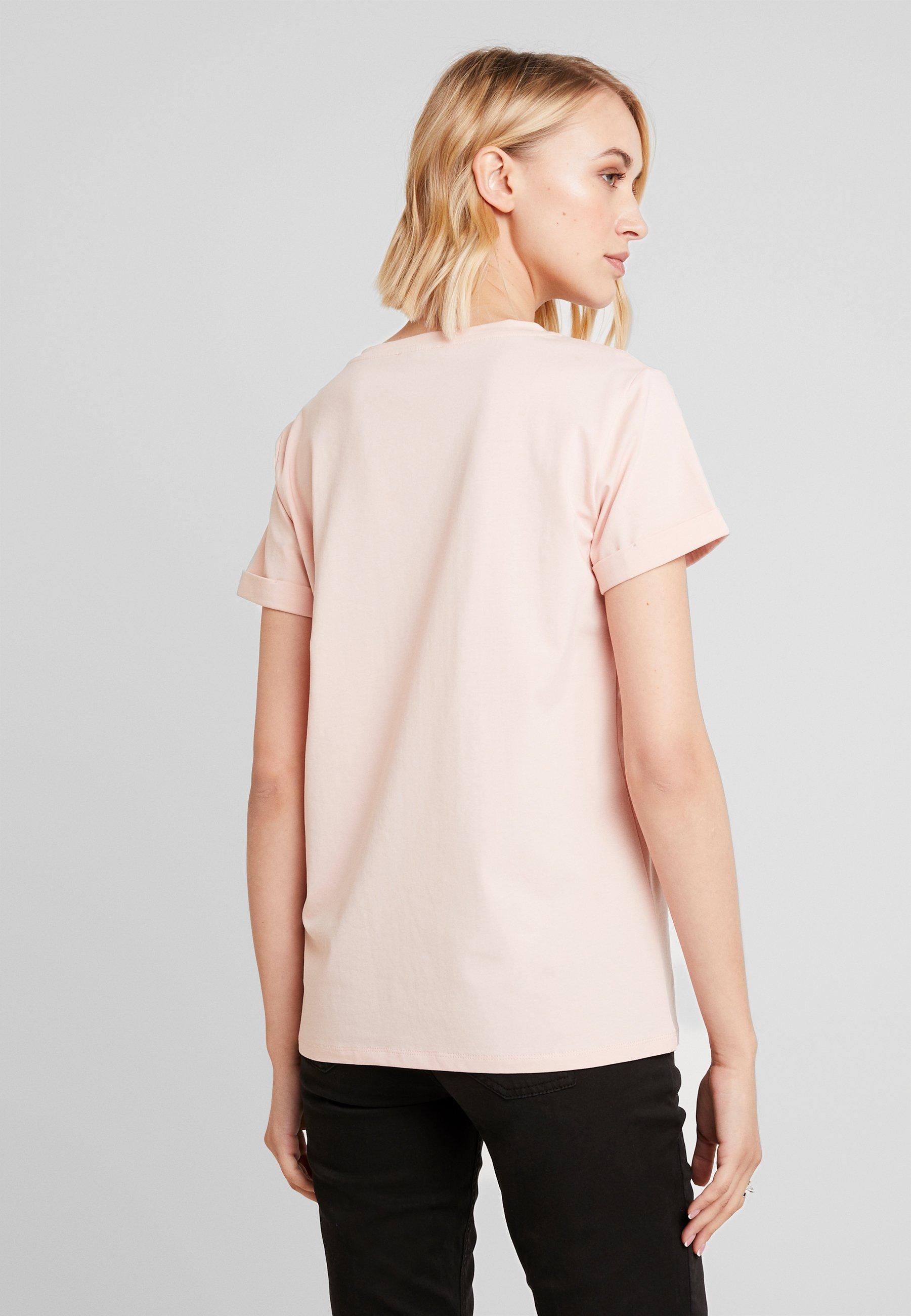 Con Rose Jo Jeans T Liu Stampa shirt qSGpzVLUM
