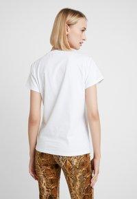 Liu Jo Jeans - MODA - Printtipaita - bianco ottico - 2