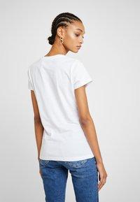Liu Jo Jeans - MODA - Print T-shirt - white - 2