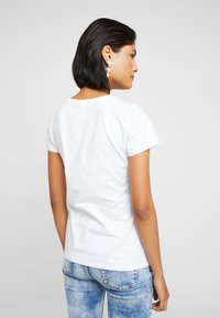 Liu Jo Jeans - T-shirts med print - bianco ottico - 2