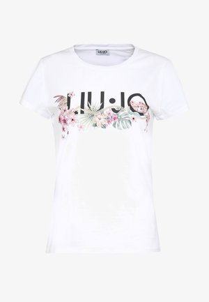 MODA - T-shirt print - white/multi-coloured