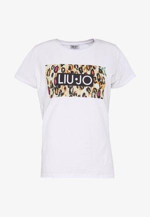 MODA - T-shirts med print - white