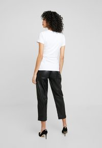 Liu Jo Jeans - T-shirt med print - bianco ottico - 2