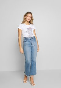 Liu Jo Jeans - MODA - T-shirts med print - white - 1