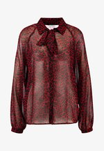 CAMICIA - Overhemdblouse - beauty red