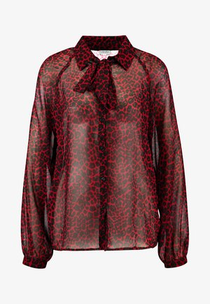 CAMICIA - Chemisier - beauty red