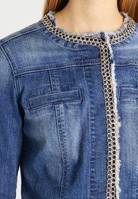 Liu Jo Jeans - KATE - Veste en jean - denim blue stretch - 4