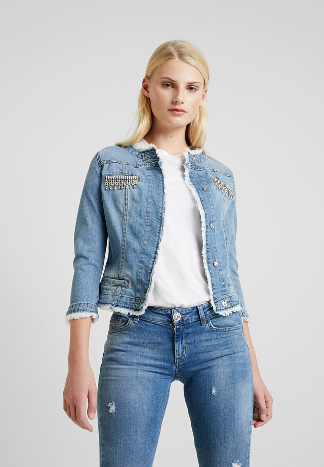 GIACCAKATE - Denim jacket - blue
