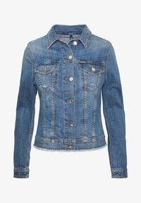 Liu Jo Jeans - GIUBBINO RIDER - Denim jacket - blue - 3