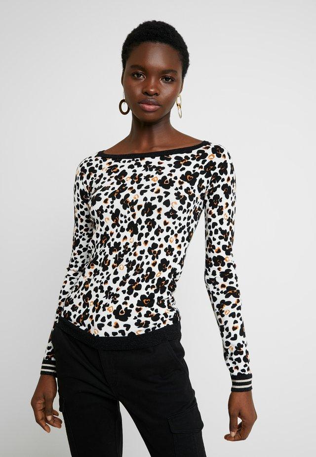 MAGLIA - Sweter - white