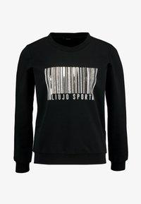Liu Jo Jeans - FELPA CHIUSA - Sweatshirt - nero - 3