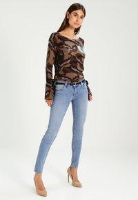 Liu Jo Jeans - BOTTOM UP DIVINE - Jeans Skinny -  denim blue - 2