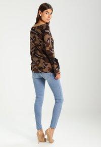 Liu Jo Jeans - BOTTOM UP DIVINE - Jeans Skinny -  denim blue - 3