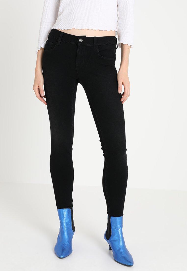Liu Jo Jeans - FABULOUS - Jeans Skinny Fit - denim black lofty wash