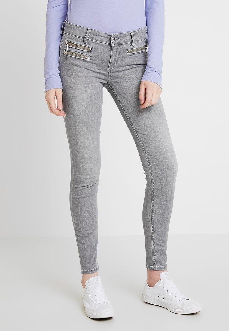 Liu Jo Jeans - CHARMING - Jeans Skinny Fit - denim grey heather