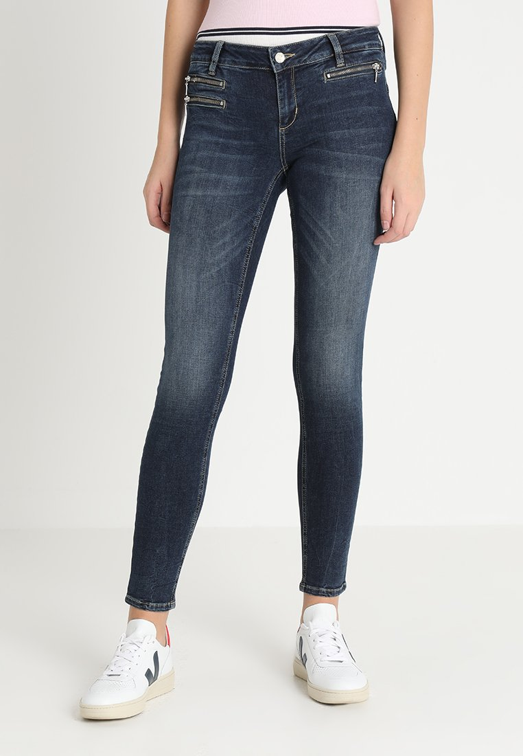 Liu Jo Jeans - CHARMING - Jeans Skinny Fit - blue poppy wash