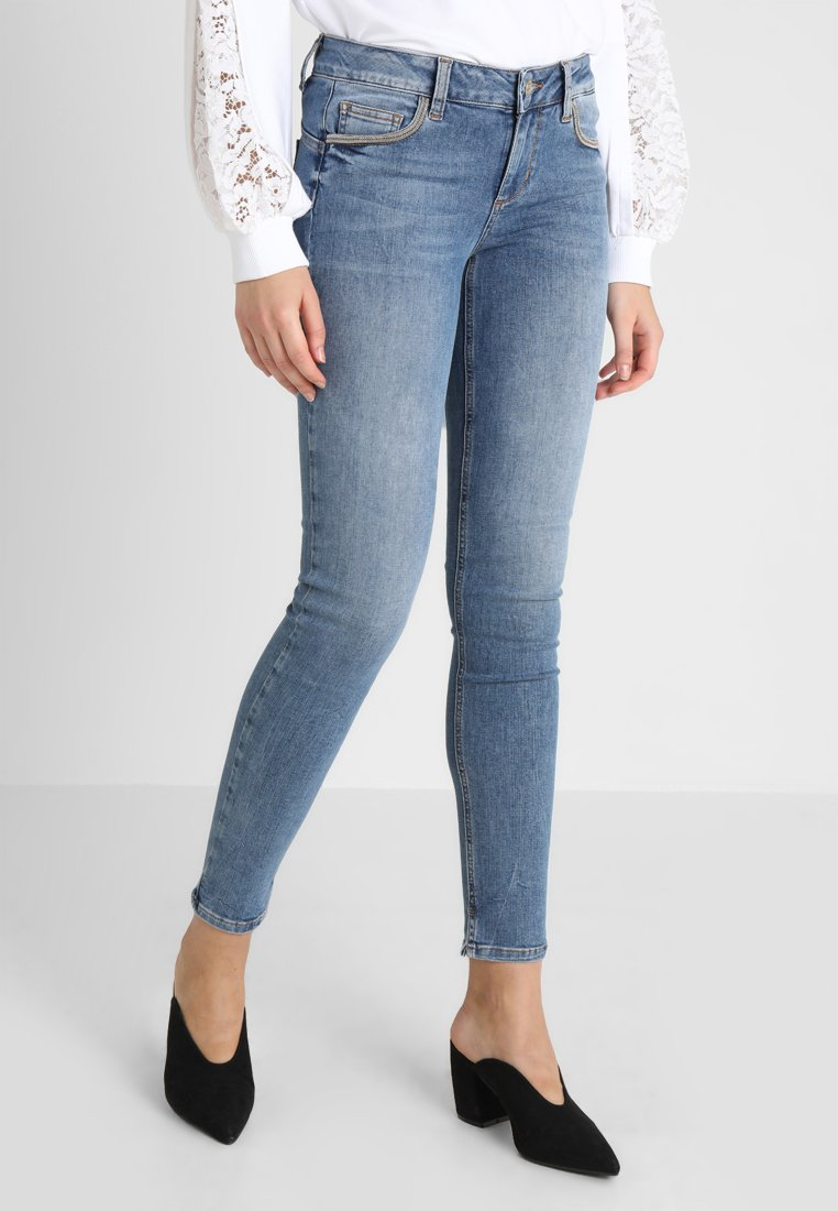 Liu Jo Jeans - FABULOUS - Jeans Skinny Fit - denim blue wash