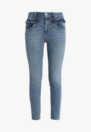 MILKSHAKE HIGH WAIST - Slim fit jeans - blue denim