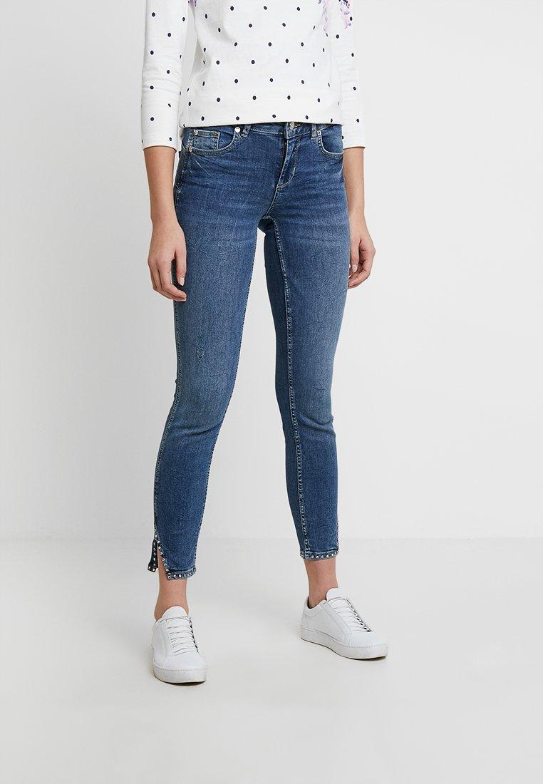 Liu Jo Jeans - SWEET - Vaqueros pitillo - blue rose wash