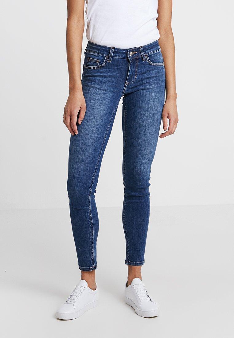 Liu Jo Jeans - DIVINE - Jeans Skinny Fit - blue explosion
