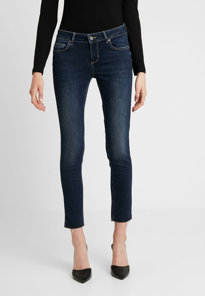 Liu Jo Jeans - IDEAL - Jean slim - blue reality