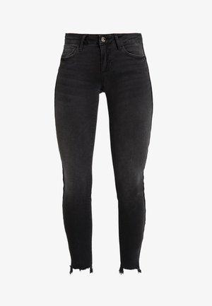 IDEAL - Jean slim - black denim