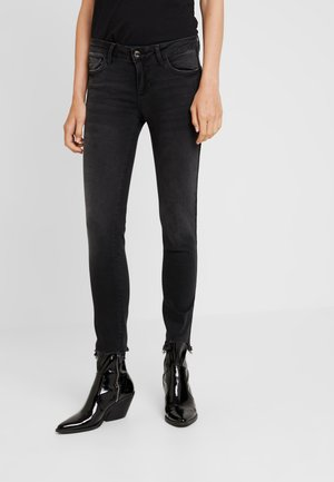 IDEAL - Jean slim - black denim