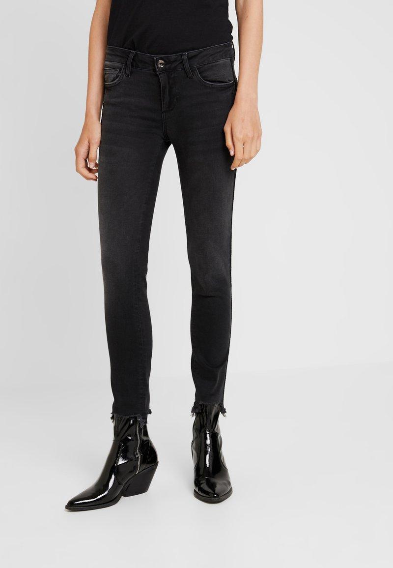 Liu Jo Jeans - IDEAL - Slim fit jeans - black denim