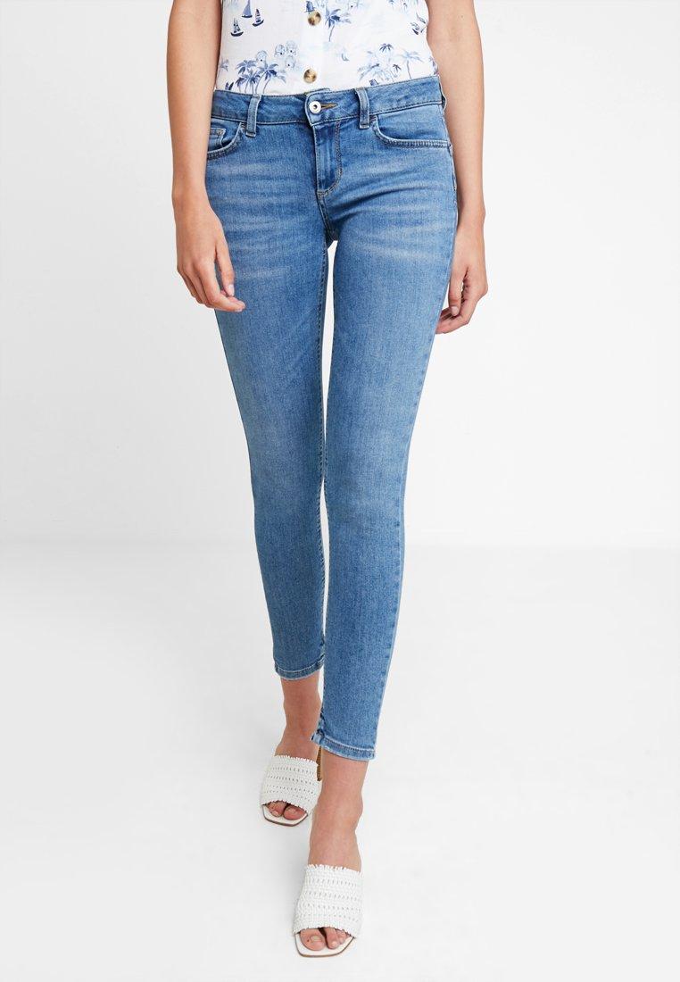 Liu Jo Jeans - FABULOUS - Jeans Skinny Fit - denim blue super wash