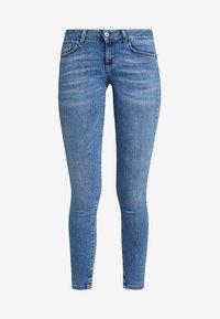 Liu Jo Jeans - FABULOUS - Vaqueros pitillo - denim blue super wash - 4