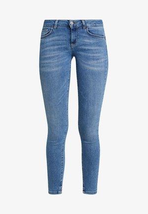FABULOUS - Jeans Skinny Fit - denim blue super wash