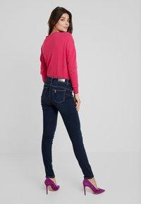 Liu Jo Jeans - DIVINE HIGH WAIST - Jeans Skinny Fit - blue reality - 2